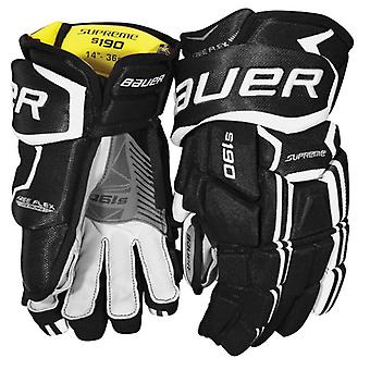 Bauer Supreme S190 gloves junior
