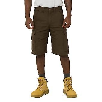 Carhartt Ripstop Work Shorts - Dark Coffee Men's Rugged Workwear