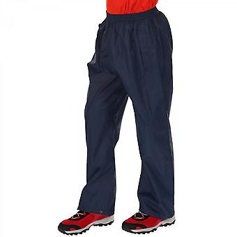 Regatta Boys & Girls Kids Pack It Lightweight Waterproof Overtrousers