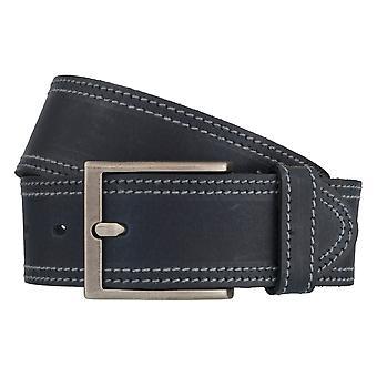 Camel active belt leather belts men's belts blue 6352