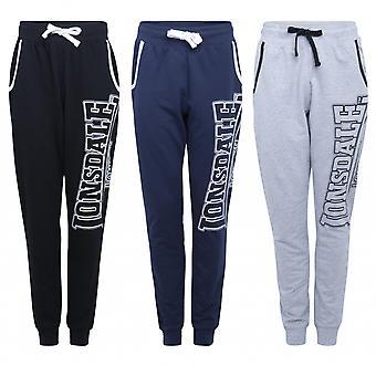 Pantalons de survêtement Lonsdale Henderson