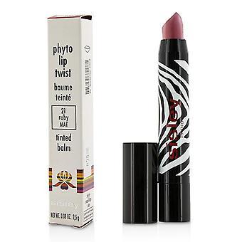 Sisley Phyto Lip Twist - # 21 Ruby Mat - 2.5g/0.08oz