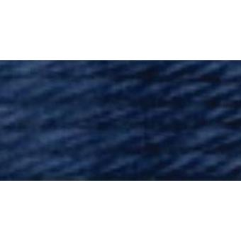 DMC Tapestry & Embroidery Wool 8.8yd-Dark Drab Country Blue