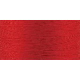Natural Cotton Thread Solids 876yd-Red