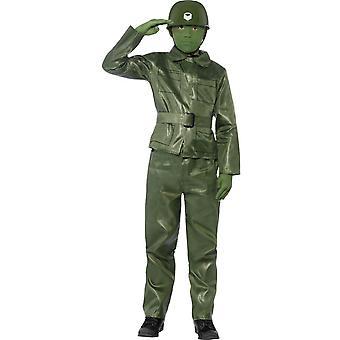Børns kostumer legetøj soldat kostume til børn