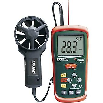 Extech AN200 Anemometer 0.4 up to 30 m/s Calibrated to Manufacturers standards (no certificate)