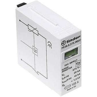 Finder Varistor-Schutzmodul 7P.20.8.275.0020 Surge arrester (plug-in) Surge prtection for: Switchboards 20 kA
