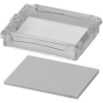 Carril DIN de BC contacto 17,8 DKL S TRANS Phoenix cubierta (tapa) 45 x 17.8 x 8 transparente de policarbonato (PC) 1 PC