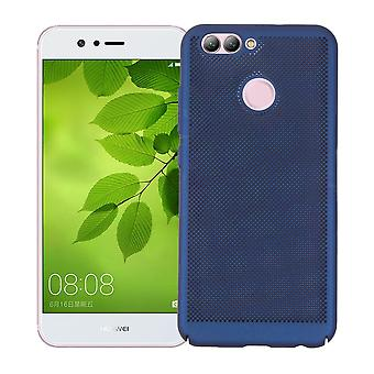 Mobile Shell voor Huawei Nova 2 plus cover case pouch cover case blauw