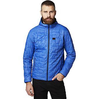 07639da1 Helly Hansen Herre Lifaloft hætteklædte vindtæt isoleret jakke