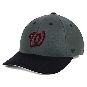 Washington Nationals MLB 47 marca niños MVP dos tono sombrero ajustable
