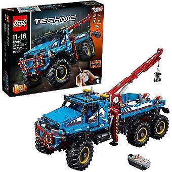 Lego 42070 Technic 6x6 Sleepw.