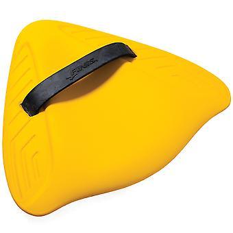 FINIS uitlijning zwemmen Trainingsplank - geel