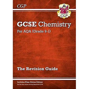 New Grade 9-1 GCSE Chemistry - AQA Revision Guide with Online Edition