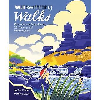 Wild Swimming Walks Dartmoor and South Devon - 28 Lake - River and Bea