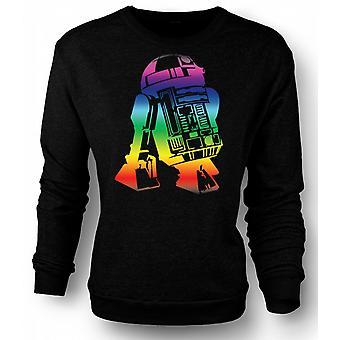 Kids Sweatshirt R2D2 Star Wars Inspired Design