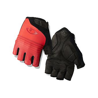 Giro Red Six String 2019 Jag Fingerless Cycling Gloves