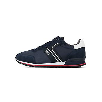 Boss BOSS Dark Blue Parkour Runn Trainer