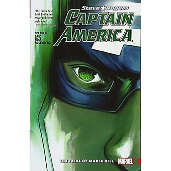 Captain America: Steve Rogers Vol. 2 - The Trial of Maria Hill (Captain America (Paperback))