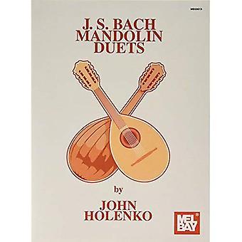 J. duos de mandoline de S. Bach