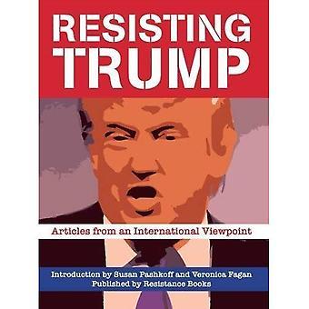 Verzet tegen Trump: Artikelen vanuit internationaal oogpunt