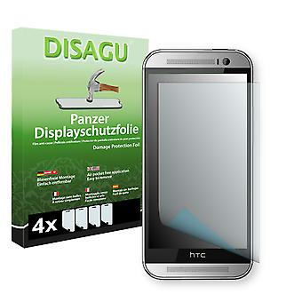 HTC one M8t TD-LTE display protector - Disagu tank protector protector