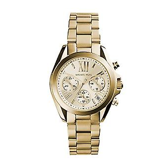Michael Kors Womens analog with metal plated stainless steel MK5798