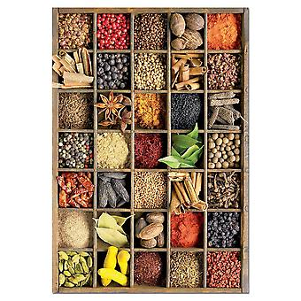 Educa Spices Jigsaw Puzzle  (1000 Pieces)