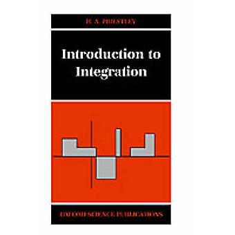 مقدمة للتكامل عن طريق بريستلي & ألف هيلاري