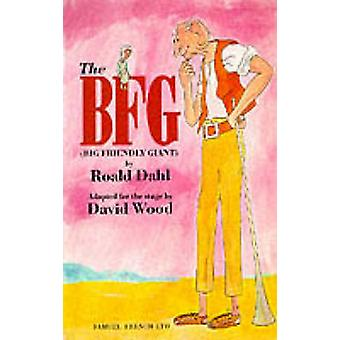 The BFG Big Friendly Giant by Dahl & Roald