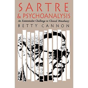 Sartre y el psicoanálisis un reto existencialista metateoría clínica por cañón y Betty