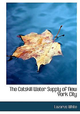 The Catskill Water Supply of nouveau York City by blanc & Lazarus