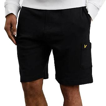 Lyle & Scott Men's Casuals Pocket Sweat Shorts   ML1018V
