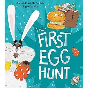 The First Egg Hunt by Adam Guillain - 9781405286282 Book
