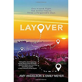 Layover by Amy Andelson - 9781524764876 Book