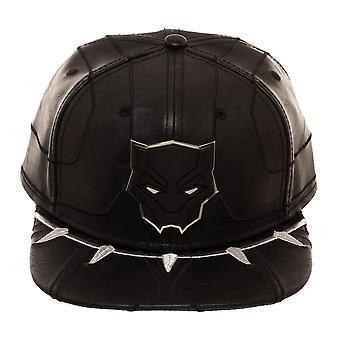 Black Panther Suit Up Snapback Cap