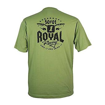 Royal Racing Olive Green 2019 Core - 50-01 Short Sleeved MTB Jersey