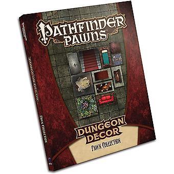 Pathfinder Flip-Tiles Dungeon Dekor Bauer Sammlung Brett Spiel