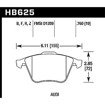 Hawk Performance HB625B.760 HPS 5.0