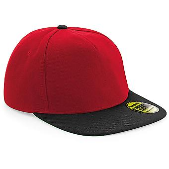 Beechfield - Original Flat Peak Snapback Cap Hat