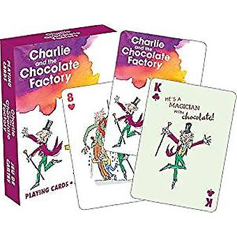 Playing Card - Dahl - Charlie Poker New 52611