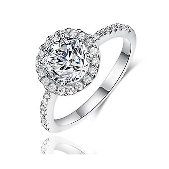 Choice of crystal engagement rings