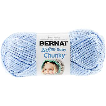 Softee Baby Chunky Yarn-Clear Skies bleu 161196-96003