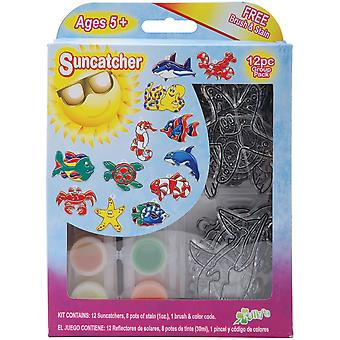 Suncatcher Group Activity Kit Ocean 12 Pkg Sgp 15
