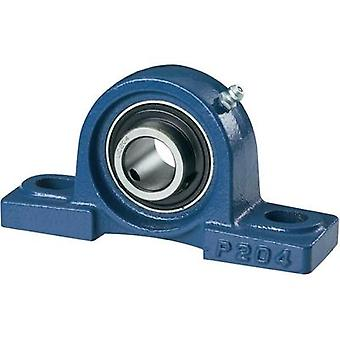UBC Bearing UCP 208, Bore Plummer Block, Cast Iron