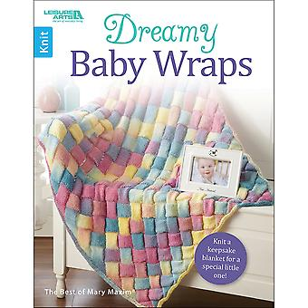 Leisure Arts-Dreamy Baby Wraps LA-6788