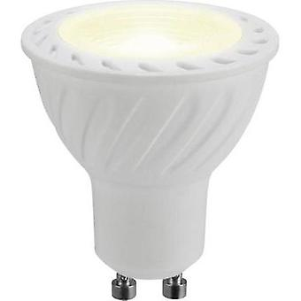 LED GU10 Reflector 6 W = 40 W Warm white (Ø x L) 50 mm x 54 mm EEC: a + Sygonix 1 PC