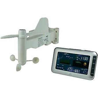 renkforce Radio weather station with lightning alarm