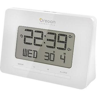 Radio Alarm clock Oregon Scientific RM 938 white White Alarm times 2