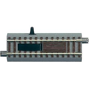 H0 Roco GeoLine (incl. track bed) 61118 Uncouplingr track, Electrical 100 mm